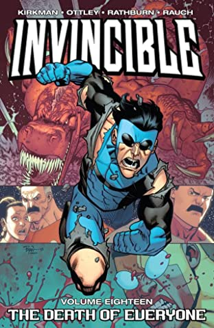 Invincible Tome 18: Death of Everyone