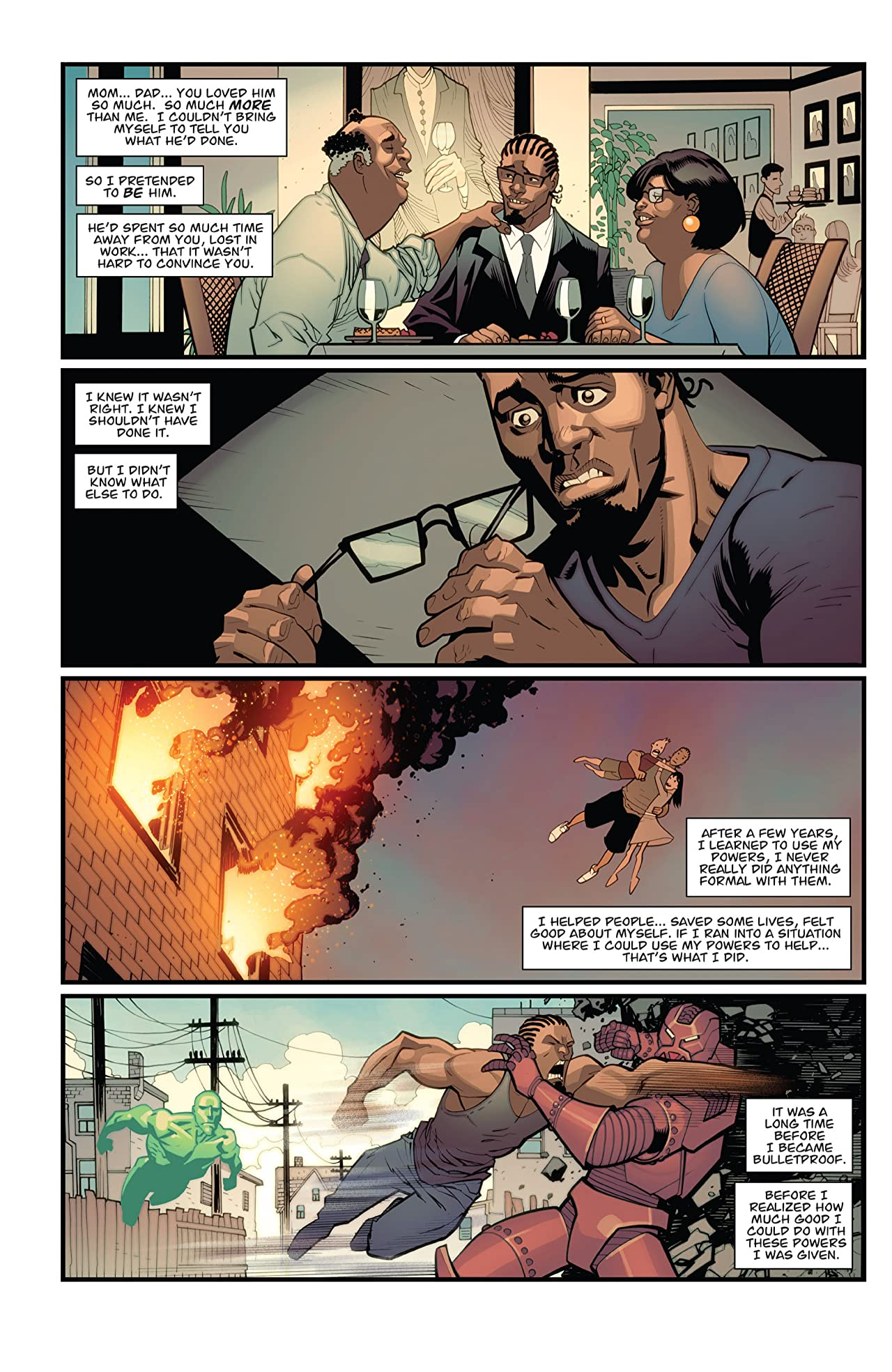 Invincible Tome 18: Death of Everyone