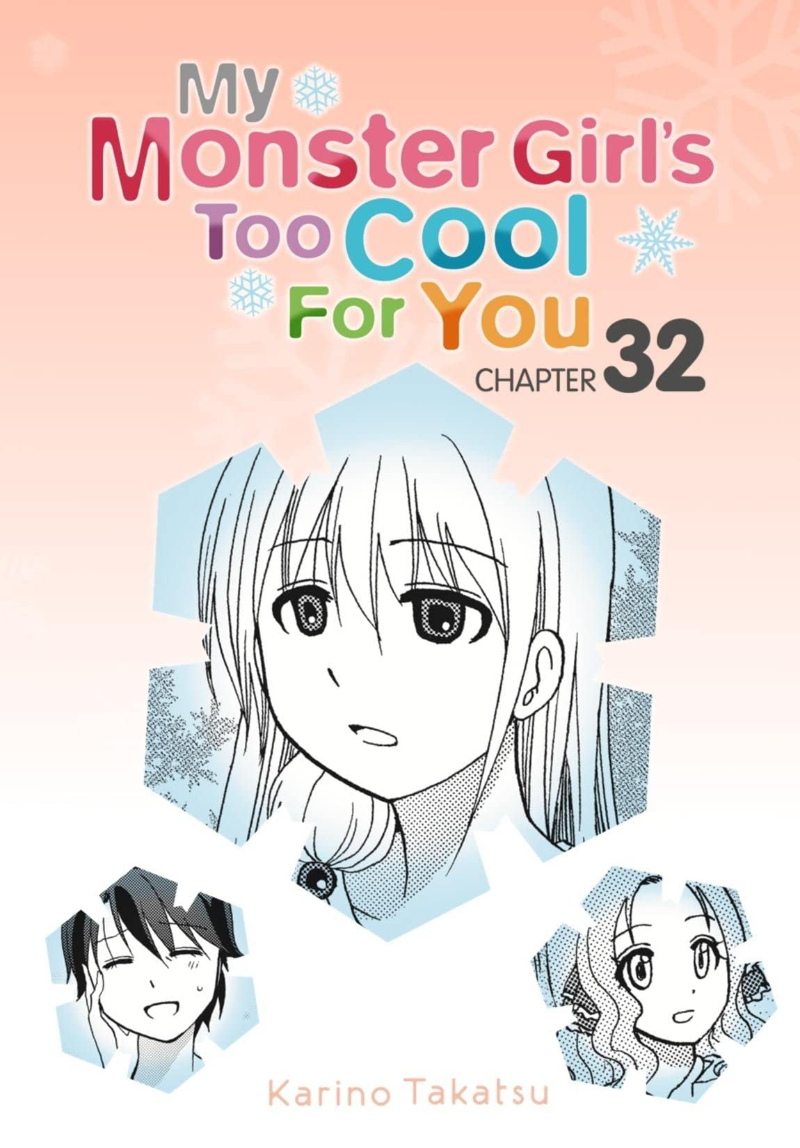 My Monster Girl's Too Cool for You #32