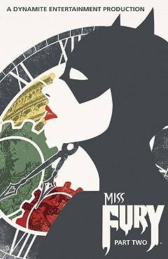 Miss Fury Digital: Into Hades #2 (of 6)