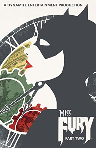 Miss Fury Digital #2