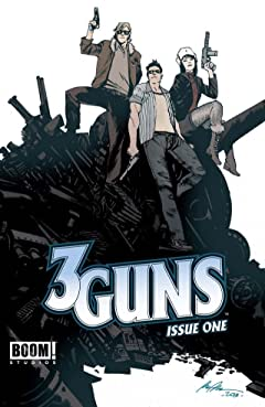 3 Guns #1 (of 6)