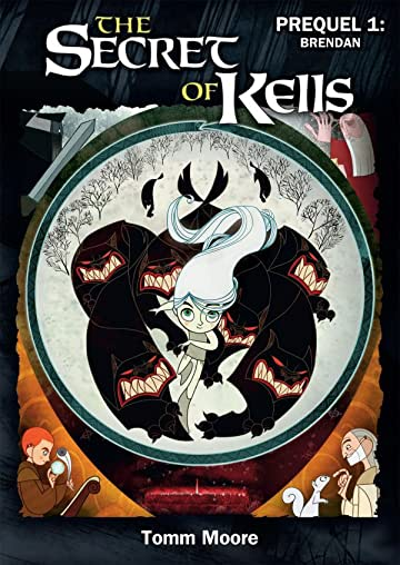 The Secret of Kells Prequel #1
