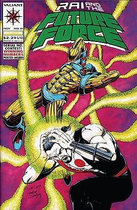 Rai and the Future Force (1992-1995) No.15