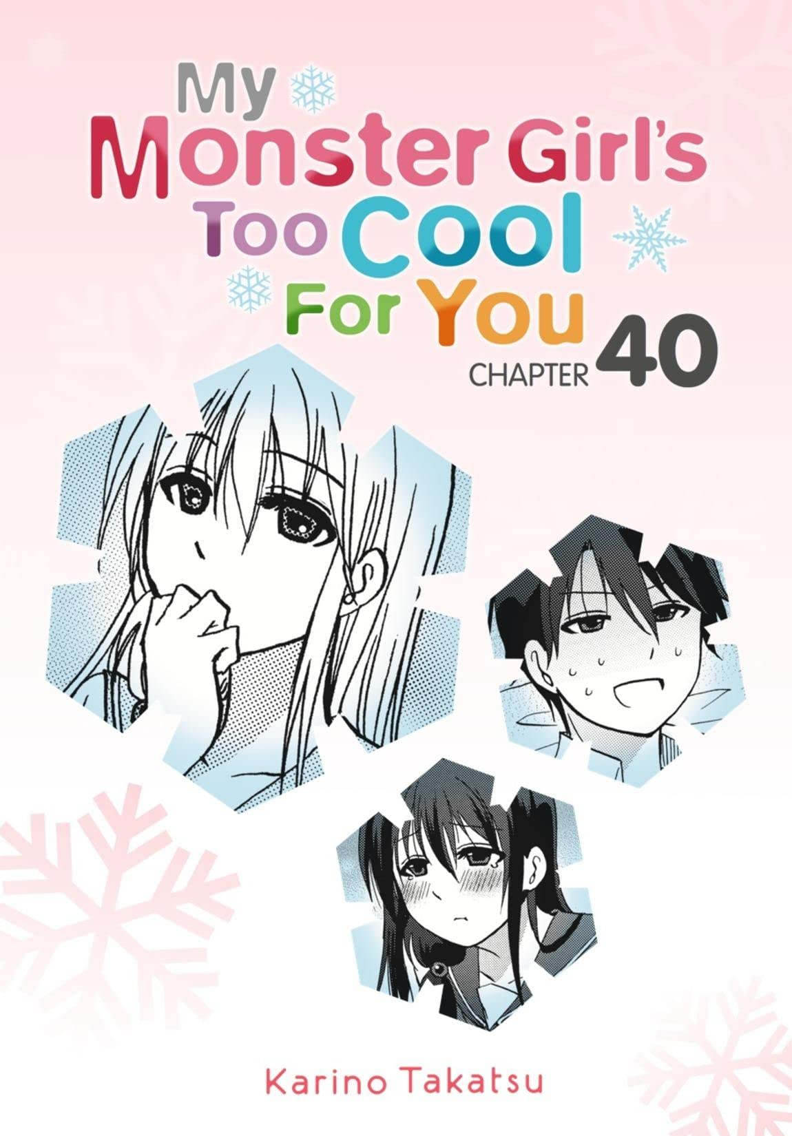 My Monster Girl's Too Cool for You #40