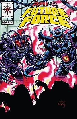 Rai and the Future Force (1992-1995) No.16
