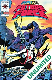 Rai and the Future Force (1992-1995) #17