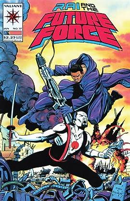 Rai and the Future Force (1992-1995) No.17