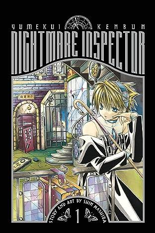 Nightmare Inspector: Yumekui Kenbun Vol. 1
