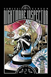 Nightmare Inspector: Yumekui Kenbun Vol. 2