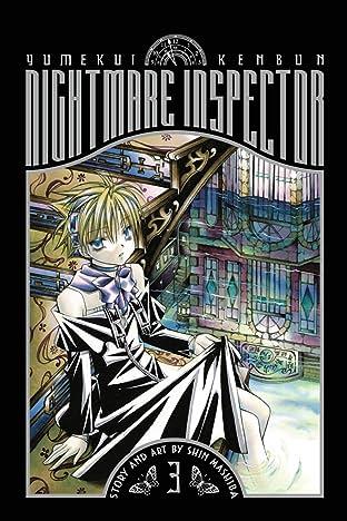 Nightmare Inspector: Yumekui Kenbun Vol. 3