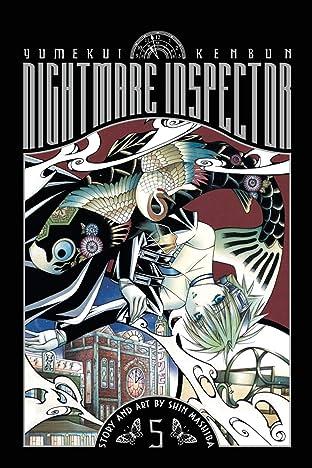 Nightmare Inspector: Yumekui Kenbun Vol. 5