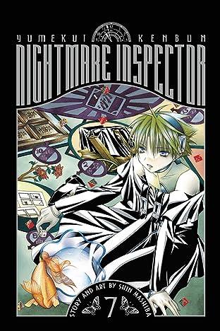 Nightmare Inspector: Yumekui Kenbun Vol. 7