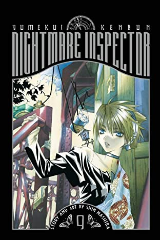 Nightmare Inspector: Yumekui Kenbun Tome 9