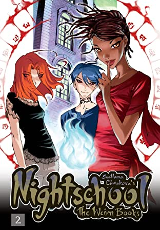 Nightschool Tome 2: The Weirn Books