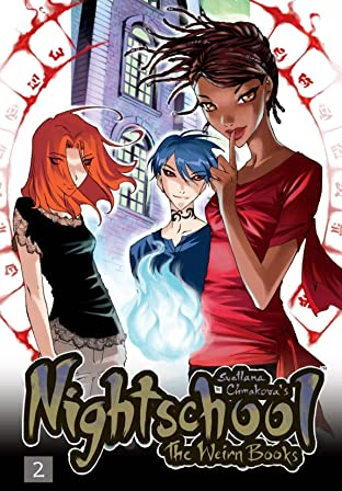 Nightschool Vol. 2: The Weirn Books