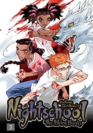 Nightschool Tome 3: The Weirn Books