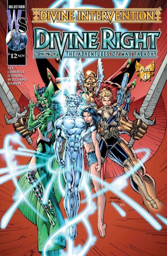 Divine Right #12