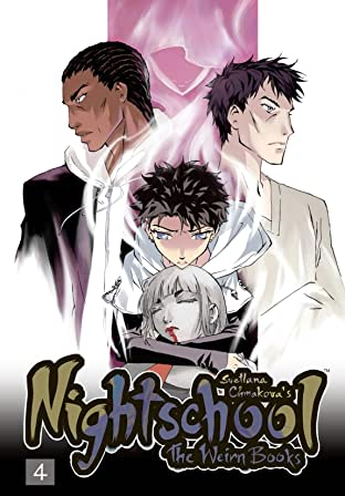 Nightschool Tome 4: The Weirn Books