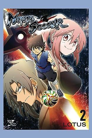 Ninja Soccer Vol. 2