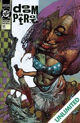 Doom Patrol 1987 1995 55 Comics By Comixology