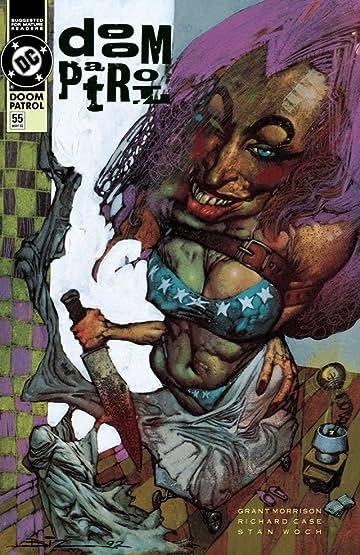 Doom Patrol (1987-1995) #55