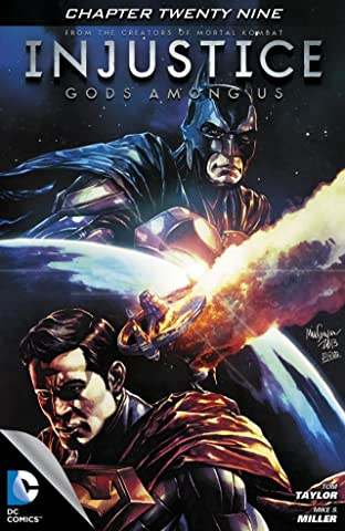 Injustice: Gods Among Us (2013) #29