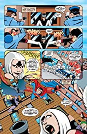 Justice League Unlimited #23