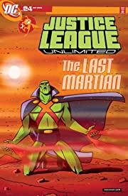 Justice League Unlimited #24