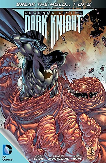 Legends of the Dark Knight (2012-) #61