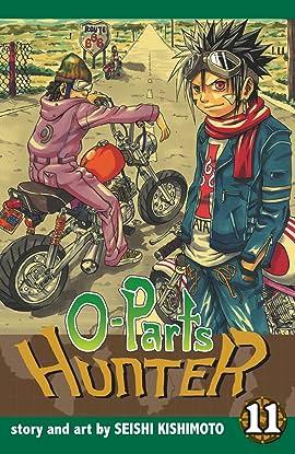 O-Parts Hunter Vol. 11