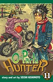 O-Parts Hunter Vol. 11