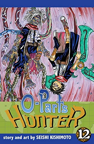 O-Parts Hunter Vol. 12