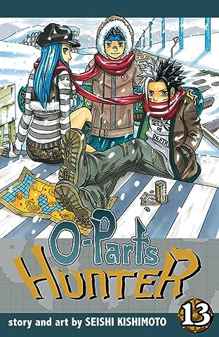 O-Parts Hunter Vol. 13