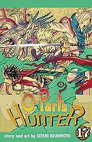 O-Parts Hunter Vol. 17