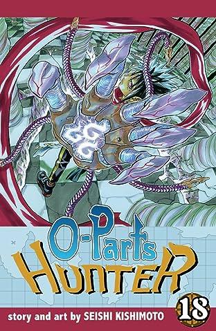 O-Parts Hunter Vol. 18