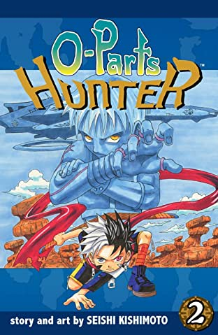 O-Parts Hunter Vol. 2