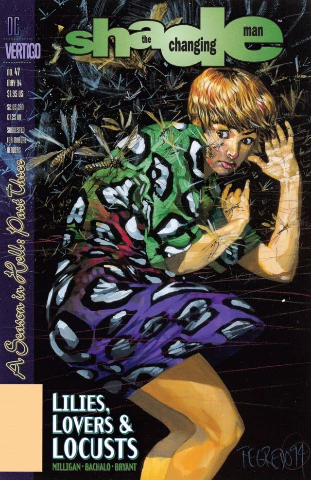 Shade, the Changing Man (1990-1996) #47
