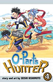 O-Parts Hunter Vol. 4