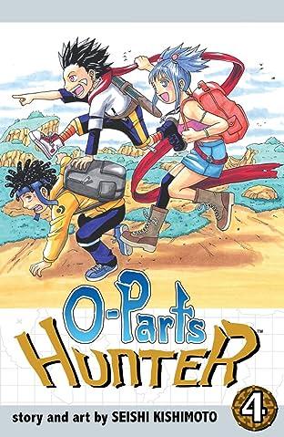 O-Parts Hunter Vol. 4