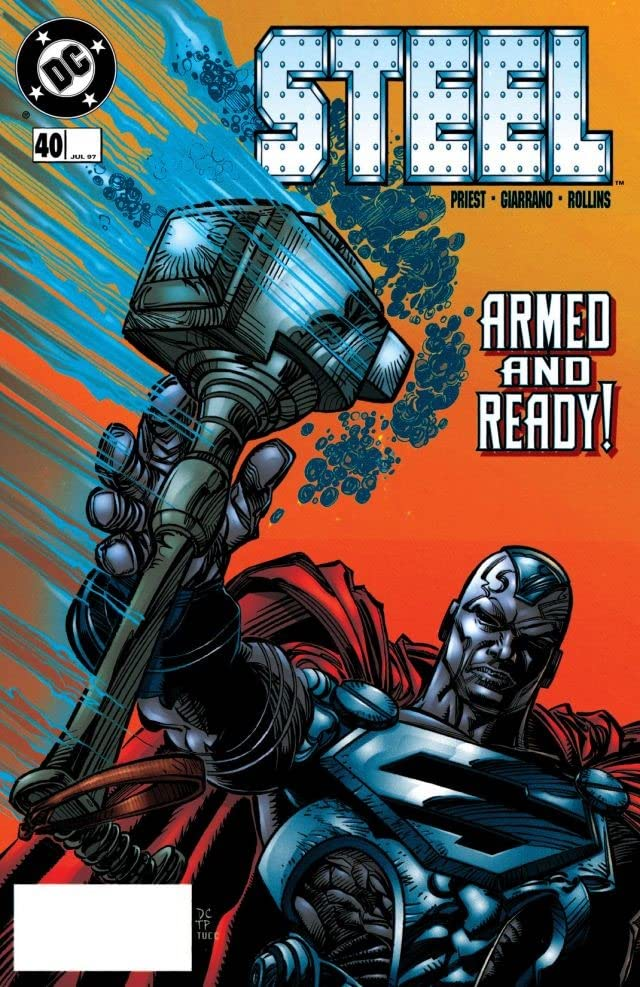 Steel (1994-1998) #40