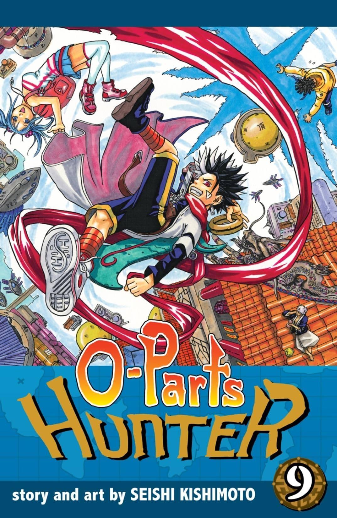 O-Parts Hunter Vol. 9