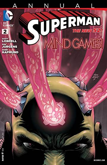 Superman (2011-) #2: Annual