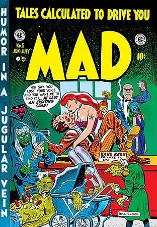 MAD Magazine #5