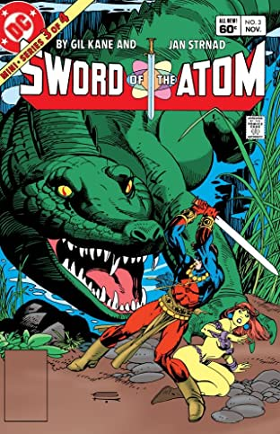 Sword of the Atom (1983) #3 (of 4)