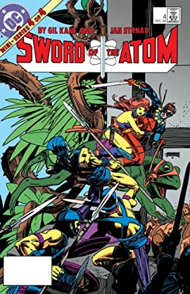 Sword of the Atom (1983) #4 (of 4)