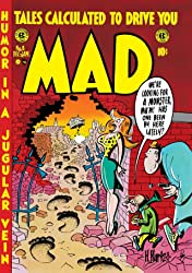 MAD Magazine #8