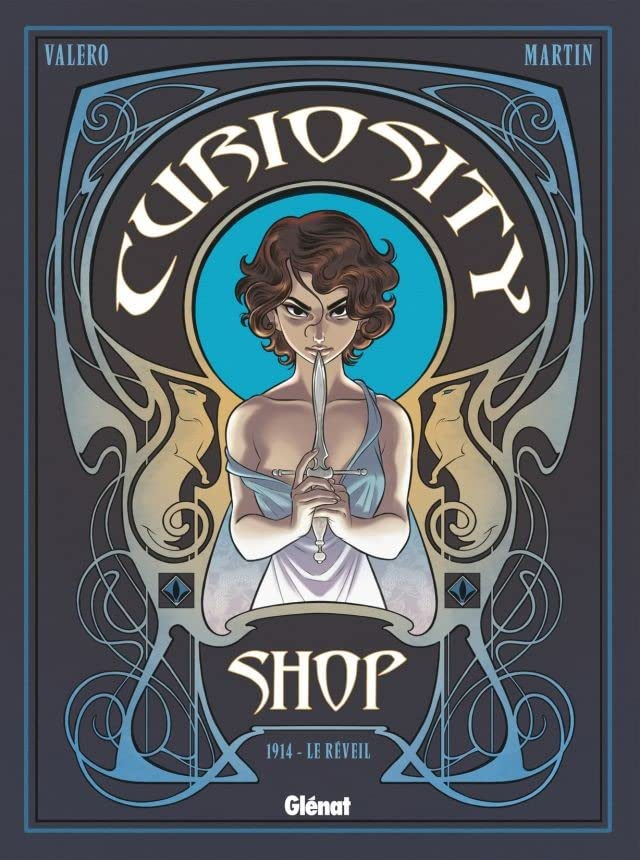 Curiosity Shop Vol. 1: 1914 - Le réveil