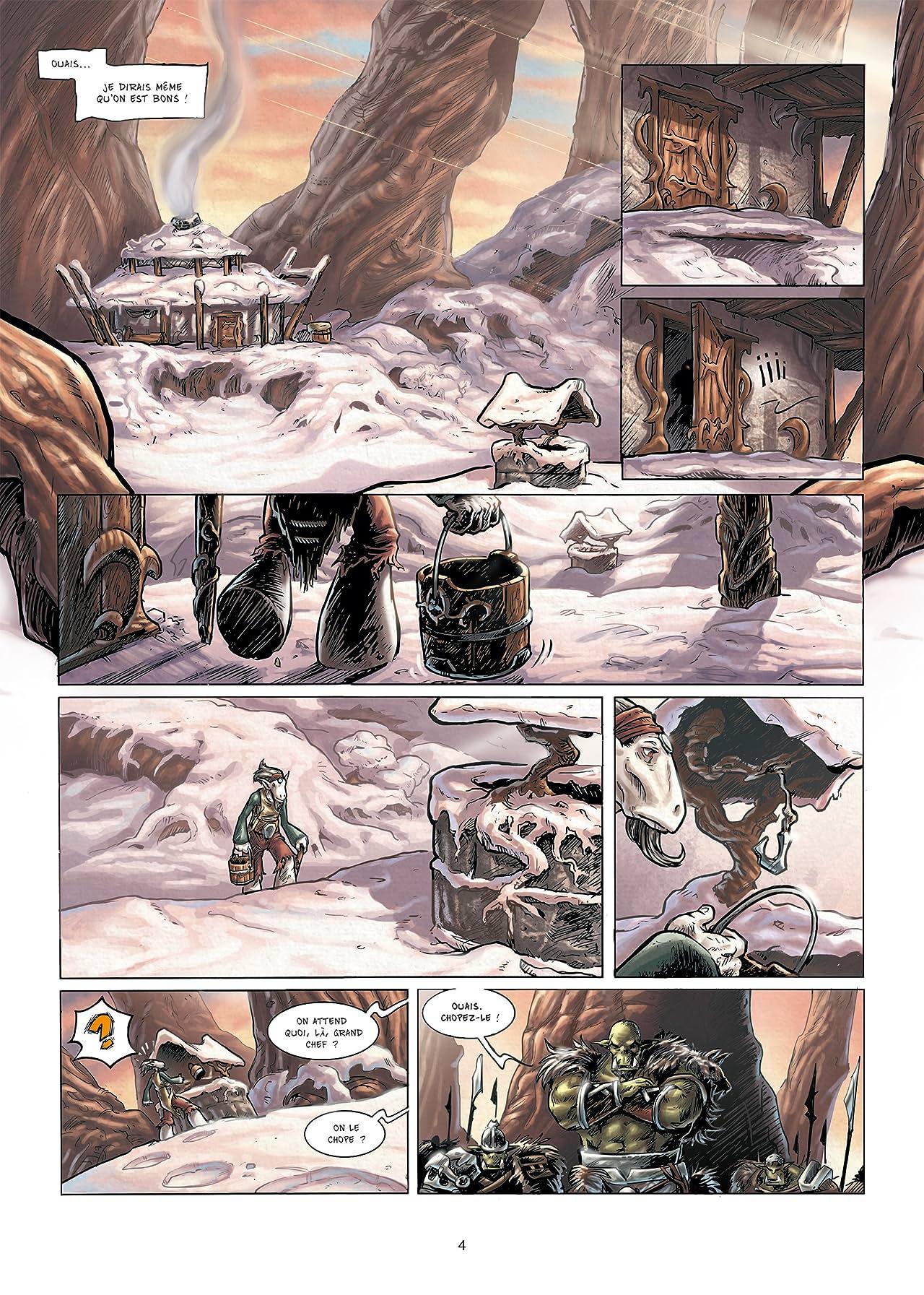 Les Rois Forgerons Vol. 2: Le Petit Père des Elfes