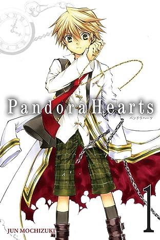 PandoraHearts Vol. 1
